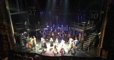 Palace Theatre (Broadway), Abschnitt: Mezzanine, Reihe: B, Platz: 114