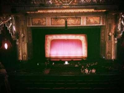 Pantages Theatre (Hollywood), Abschnitt: Mezz center, Reihe: H, Platz: 107