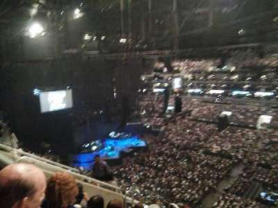 Staples Center, Abschnitt: 316, Reihe: 8, Platz: 20