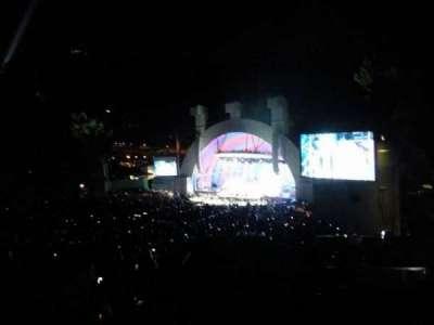 Hollywood Bowl, Abschnitt: L3, Reihe: 1, Platz: 32