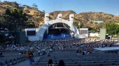 Hollywood Bowl, Abschnitt: J2, Reihe: 21, Platz: 43
