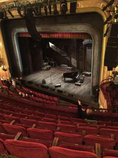 Walter Kerr Theatre, Abschnitt: Mezzanine Right, Reihe: G, Platz: 26