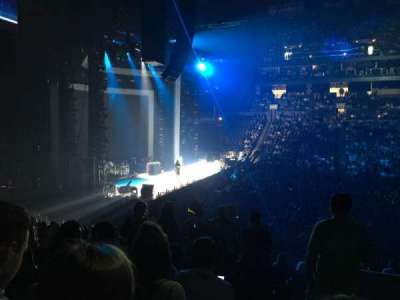 Nationwide Arena, Abschnitt: 166, Reihe: T, Platz: 1