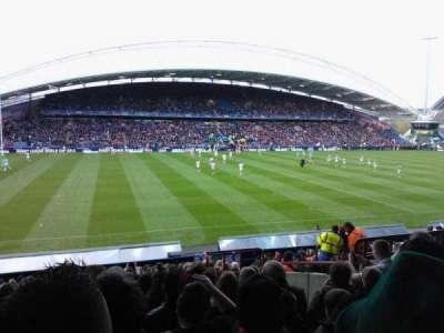 John Smith's Stadium, Abschnitt: KB8, Reihe: U, Platz: 191