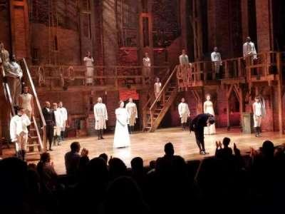 Richard Rodgers Theatre, Abschnitt: ORCH, Reihe: L, Platz: 15