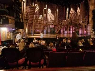 Richard Rodgers Theatre, Abschnitt: ORCH, Reihe: L, Platz: 13