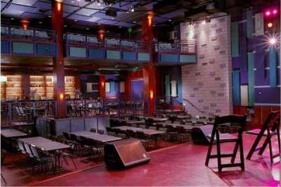 World Cafe Live, Abschnitt: Stage, Reihe: GA, Platz: GA