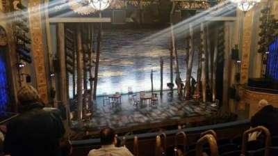 Gerald Schoenfeld Theatre, Abschnitt: Mezz Left, Reihe: G, Platz: 3