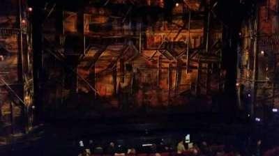 Broadway Theatre - 53rd Street, Abschnitt: Mezz, Reihe: A, Platz: 110
