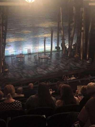 Gerald Schoenfeld Theatre, Abschnitt: Mezzanine, Reihe: K, Platz: 17