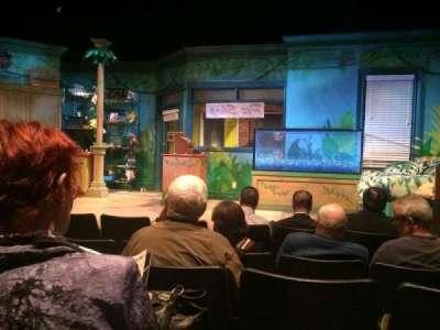 The Clurman Theater, Abschnitt: Orch, Reihe: E, Platz: 4
