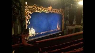Broadhurst Theatre, Abschnitt: Left Mezz, Reihe: E, Platz: 27