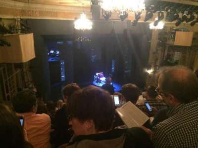Music Box Theatre, Abschnitt: Left Mezz, Reihe: L, Platz: 25