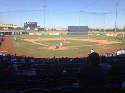 Peoria Sports Complex, Abschnitt: 202, Reihe: FF, Platz: 8