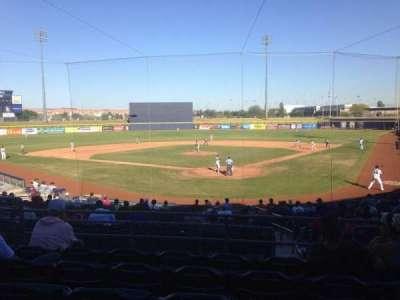 Peoria Sports Complex, Abschnitt: 201, Reihe: FF, Platz: 7