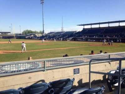Peoria Sports Complex, Abschnitt: 113, Reihe: K, Platz: 3