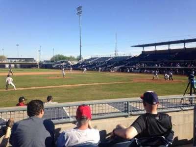 Peoria Sports Complex, Abschnitt: 111, Reihe: K, Platz: 4