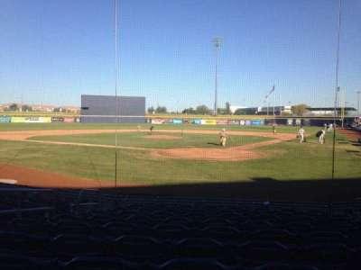 Peoria Sports Complex, Abschnitt: 101, Reihe: K, Platz: 7