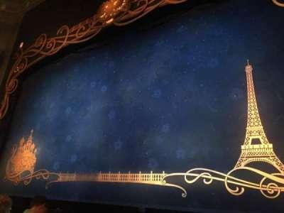 Broadhurst Theatre, Abschnitt: ORCH, Reihe: E, Platz: 2