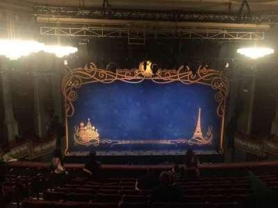 Broadhurst Theatre, Abschnitt: MEZZ, Reihe: L, Platz: 102