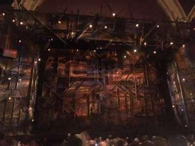 Broadway Theatre - 53rd Street, Abschnitt: ORCH, Reihe: O, Platz: 113