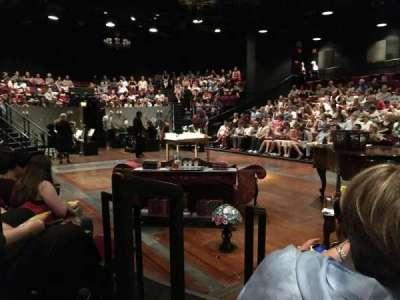 Circle in the Square Theatre, Abschnitt: ORCH, Reihe: C, Platz: 113