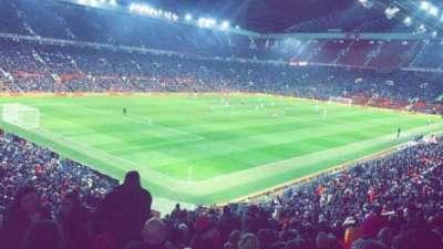 Old Trafford, Abschnitt: W210, Reihe: 22, Platz: 48