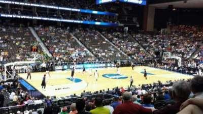 Jacksonville Veterans Memorial Arena, Abschnitt: 105, Reihe: T, Platz: 11