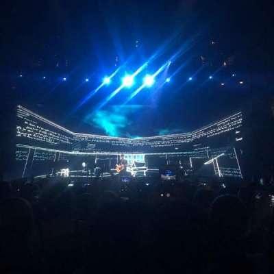 TD Garden, Abschnitt: E, Reihe: 11, Platz: 5