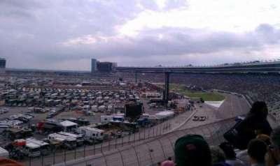 Texas Motor Speedway, Abschnitt: 447, Reihe: 50, Platz: 12