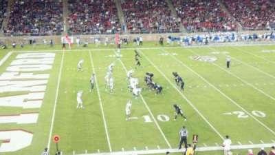 Stanford Stadium, Abschnitt: 216, Reihe: 1, Platz: 20
