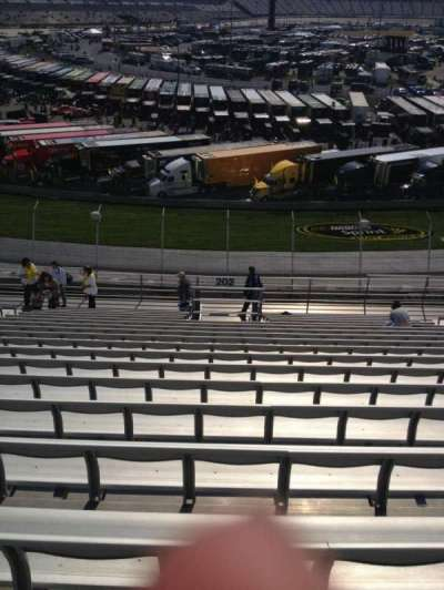 Dover International Speedway, Abschnitt: 202, Reihe: 18, Platz: 11