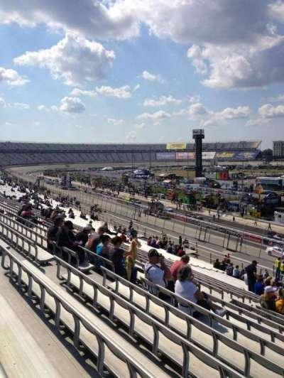 Dover International Speedway, Abschnitt: 241, Reihe: 39, Platz: 10