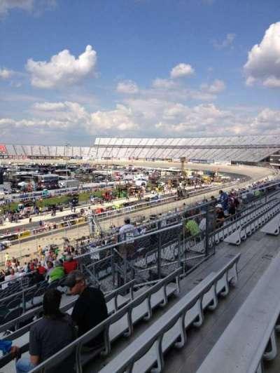 Dover International Speedway, Abschnitt: 103, Reihe: 43, Platz: 13