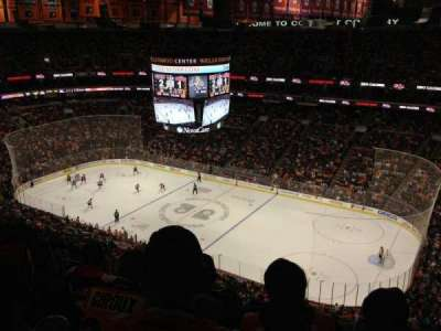 Wells Fargo Center Abschnitt 204