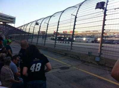 Texas Motor Speedway, Abschnitt: PL425, Reihe: 2, Platz: 1