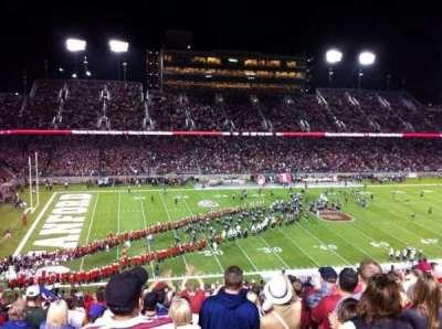 Stanford Stadium, Abschnitt: 236, Reihe: CC, Platz: 15