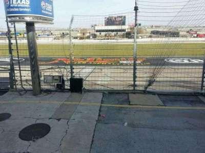 Texas Motor Speedway, Abschnitt: 101, Reihe: 5, Platz: 19