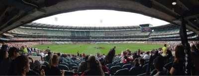 Melbourne Cricket Ground, Abschnitt: M20