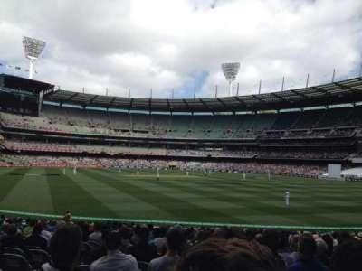Melbourne Cricket Ground, Abschnitt: M7