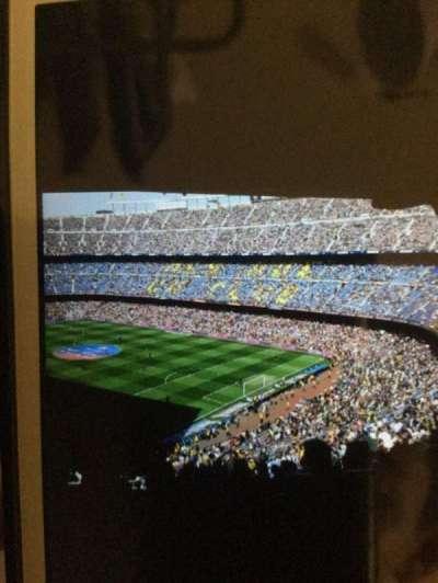 Camp Nou, Abschnitt: 33, Reihe: 23, Platz: 1