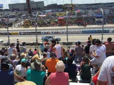 Dover International Speedway, Abschnitt: 249, Reihe: 16, Platz: 23