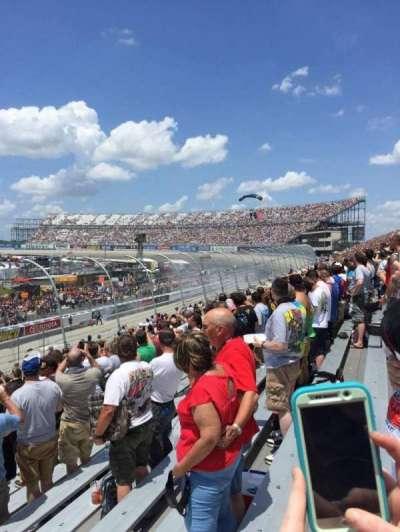 Dover International Speedway, Abschnitt: 249, Reihe: 16, Platz: 24