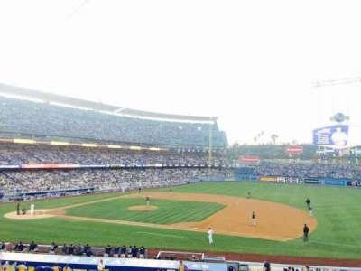 Dodger Stadium, Abschnitt: 138LG, Reihe: D, Platz: 3