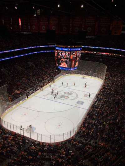 Wells Fargo Center Abschnitt Balcony Suite 1