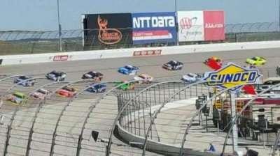 Texas Motor Speedway, Abschnitt: 422, Reihe: 15