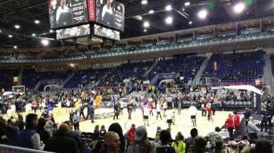 Ricoh Coliseum, Abschnitt: 109, Reihe: B, Platz: 1