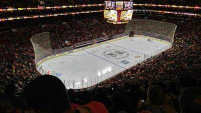 Wells Fargo Center Abschnitt 210