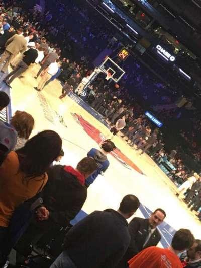 Madison Square Garden, Abschnitt: 7, Reihe: 7, Platz: 1