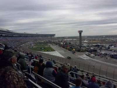 Texas Motor Speedway, Abschnitt: 134, Reihe: 42, Platz: 11